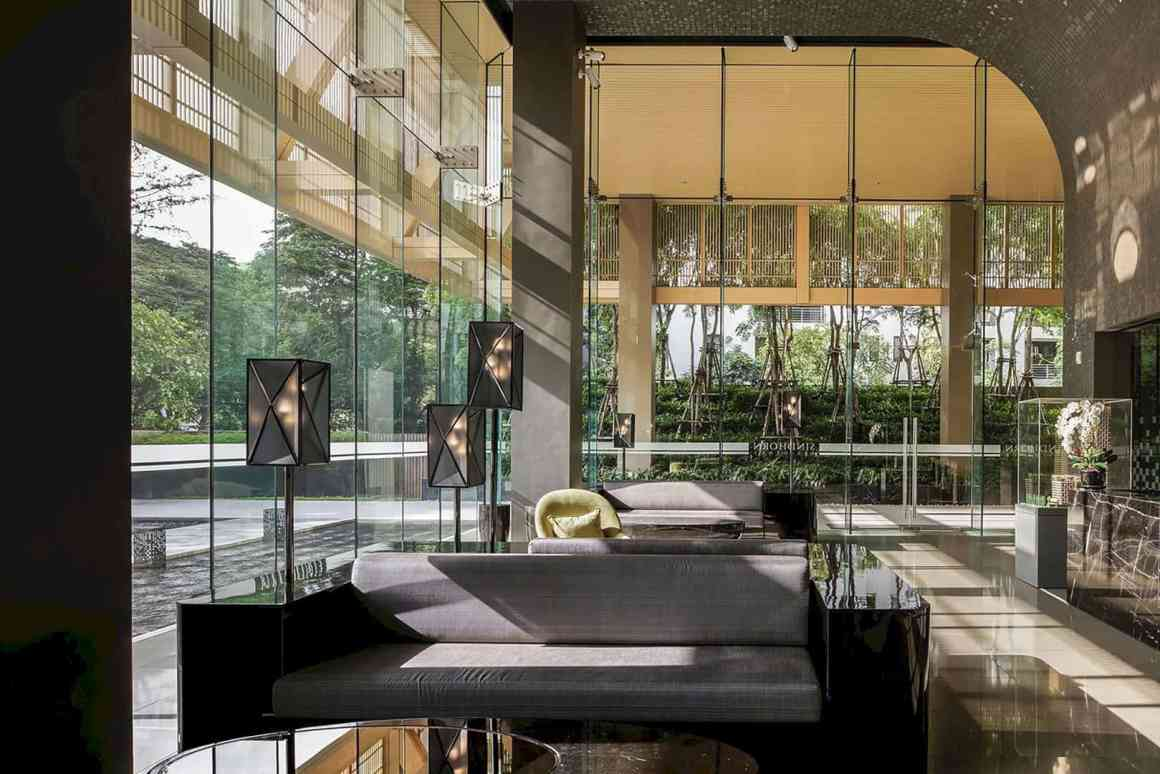 The Garden Of Sindhorn Residence A Greenery Space To Fend Off Bangkok Heat 7