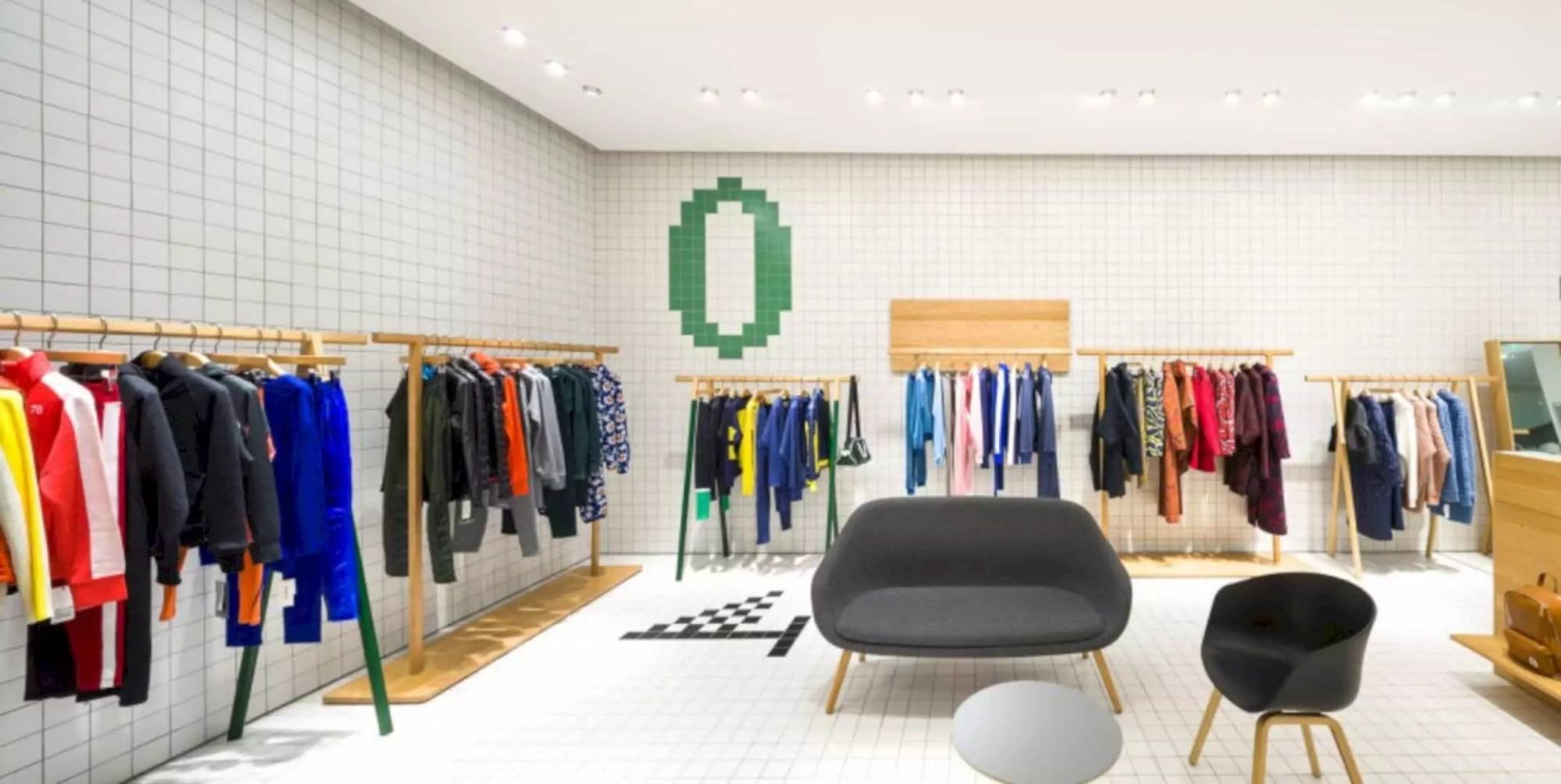 Zuczug Sanlitun: A Cool Vibrant Clothing Store in Shanghai