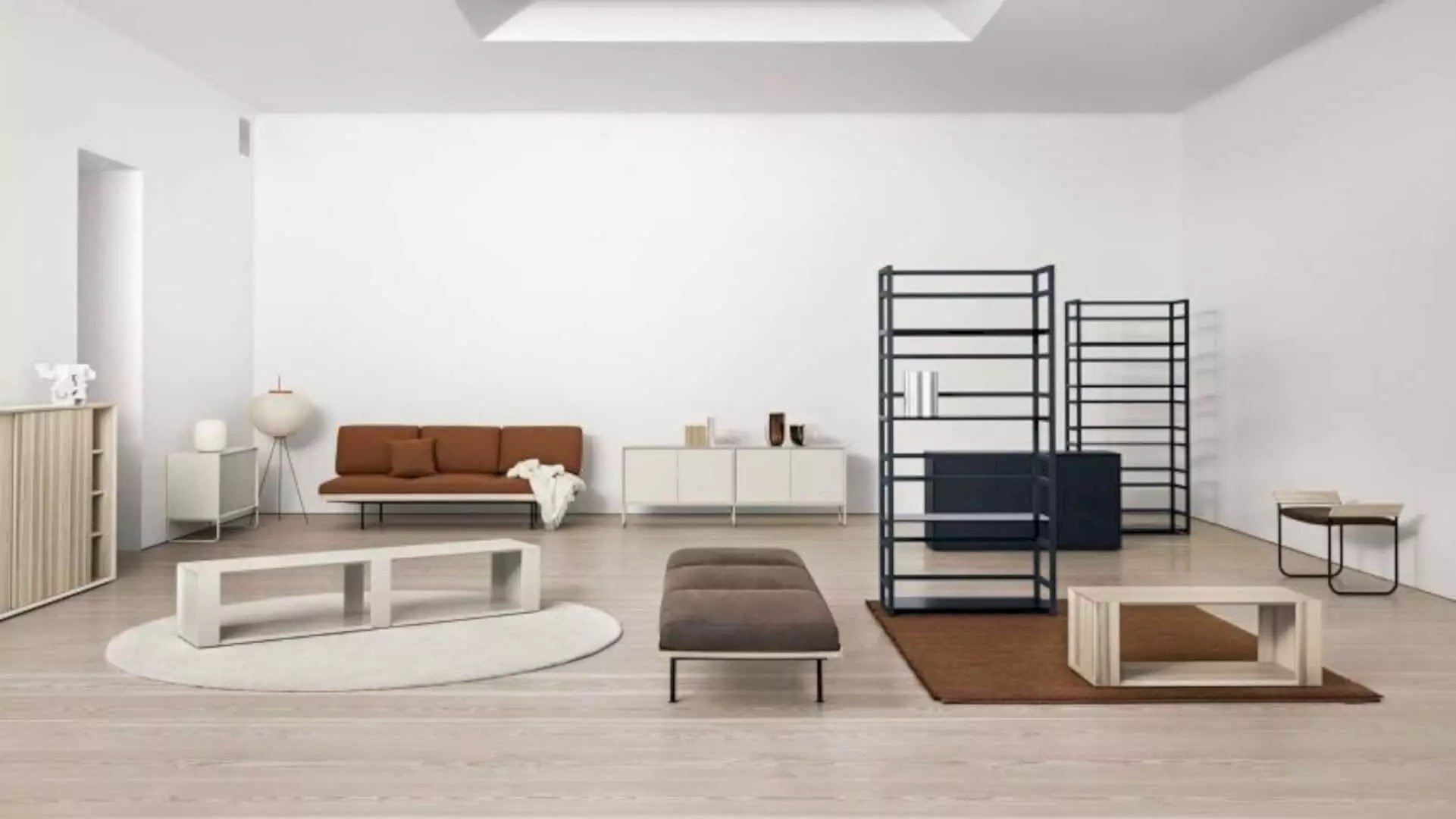 Voice Fundamental Furniture: Long-Lasting and Accessible Furniture Collection
