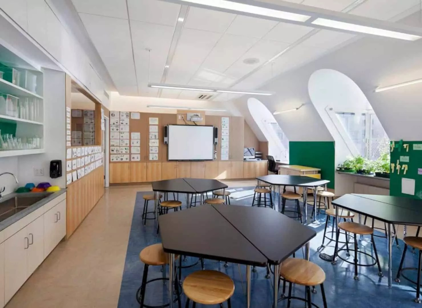 The Dalton School: Complete Renovation of An Old School in New York