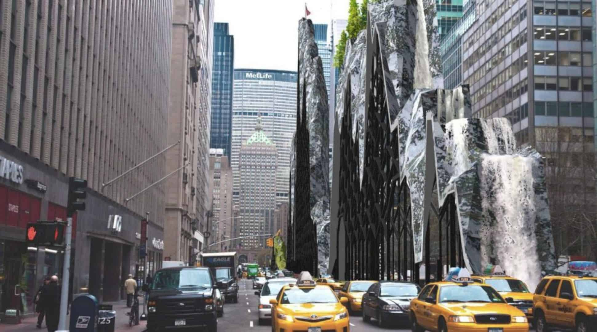 Creative Yet Extreme Ideas for Park Avenue's Central Median