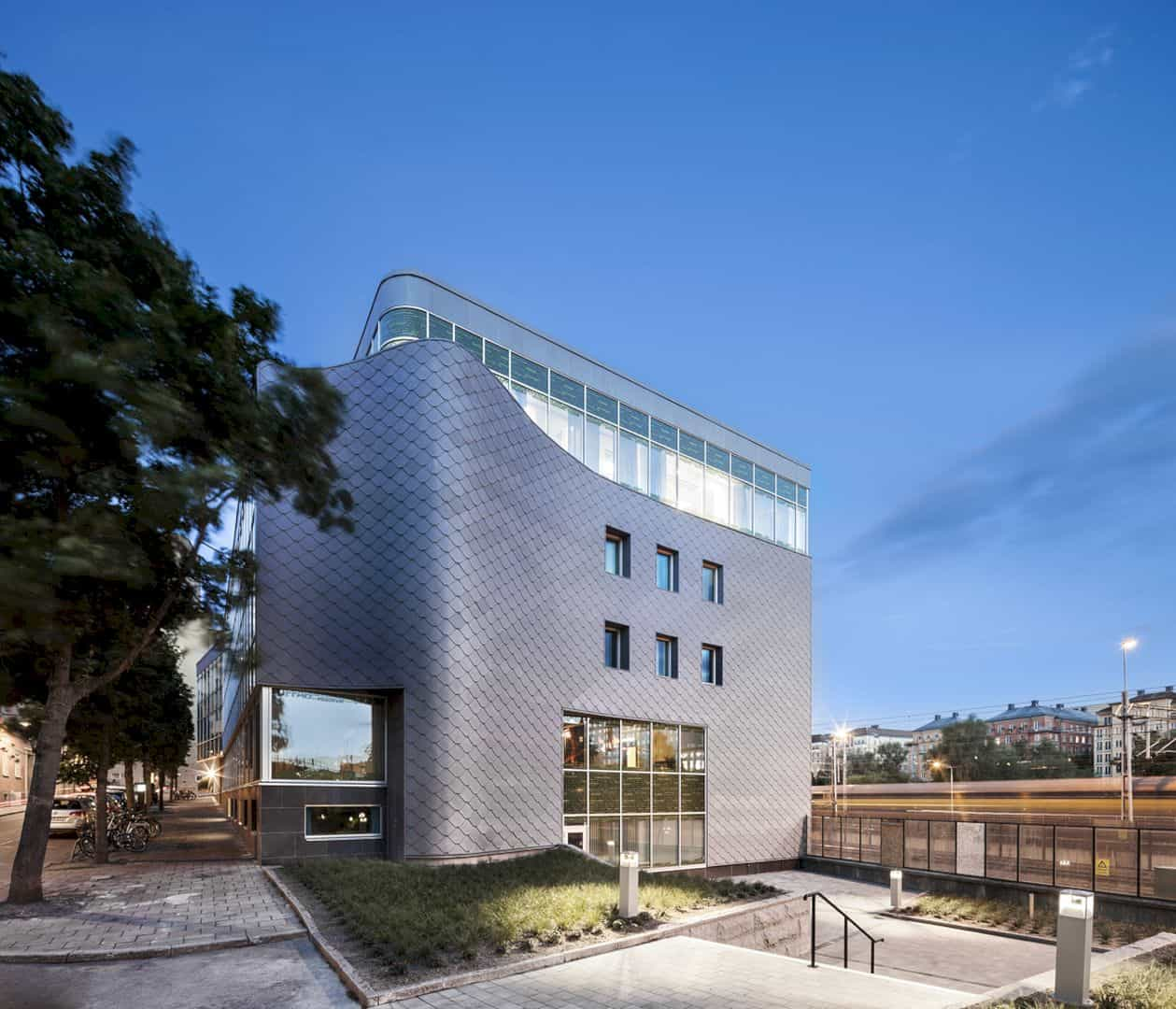 Superieur The Building Is Designed With The Modern Design To Get A Good Balance With  The High Profile Building Around It. It Is Renovated And Also Offering  Flexible ...