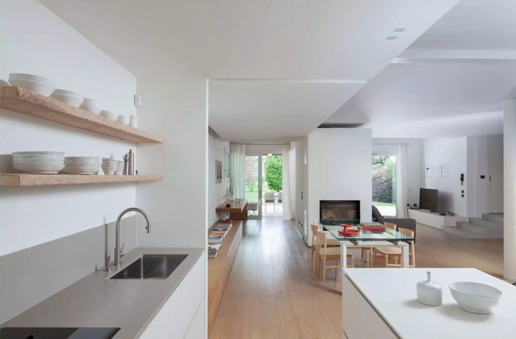 Interior SS: Modern Interior Design of A House with New Open Space ...