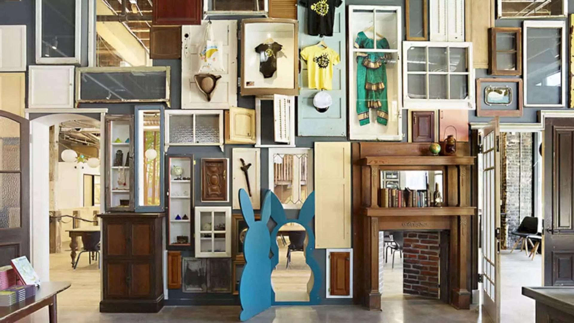 826 Valencia Tenderloin Center: A Retail Shop with Eclectic Interior that Captures Everyone's Hearts