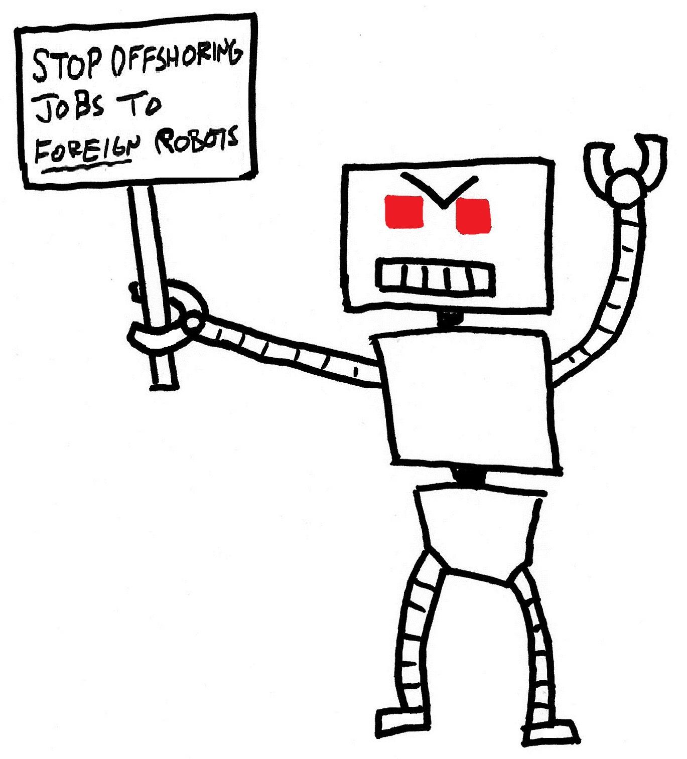 » Futurist Gerd Leonhard: some key messages on automation