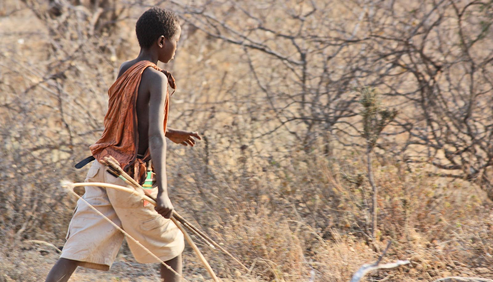 Should We Get As Much Exercise As The Hadza People
