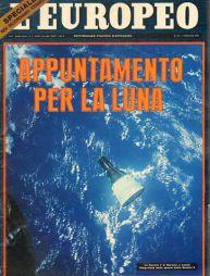 L'Europeo del 1966 dedicato a Gemini