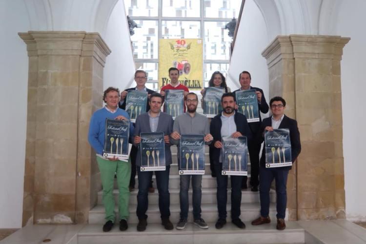 """Futuroliva presenta la segunda edición del concurso de cocina con AOVE para jóvenes """"FuturoChef"""""""