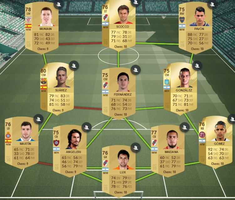 fut 18 barcelone atletic