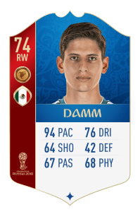 fifa 18 world cup maxique damm