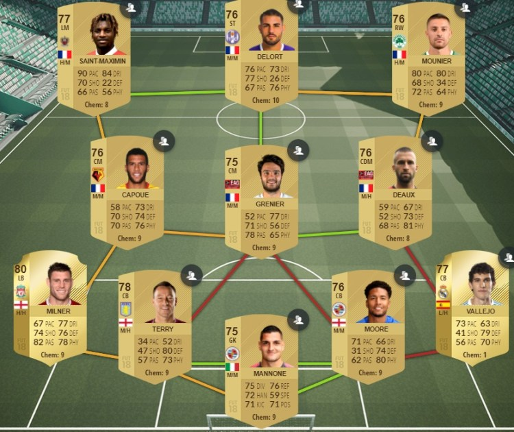 fut 18 real madrid liverpool