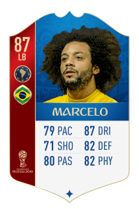 fut 18 world cup bresil marcelo