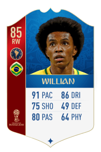 fut 18 world cup bresil willian