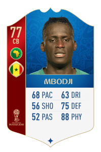 fut 18 world cup caf mbodji