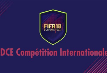 fut 18 mini dce competition internationale