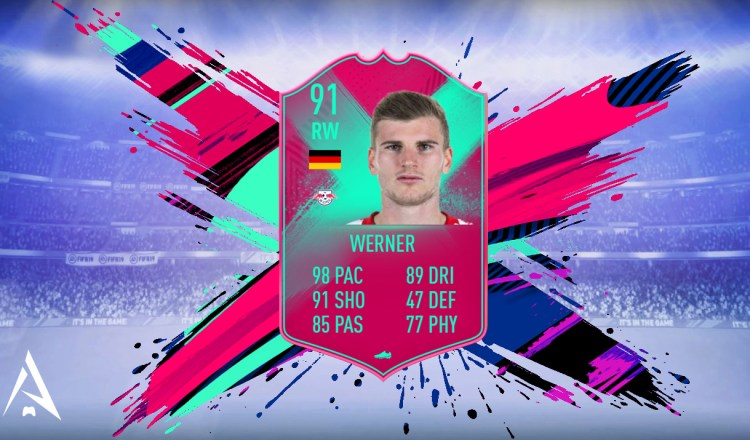 fut19 solution dce werner birthday mini
