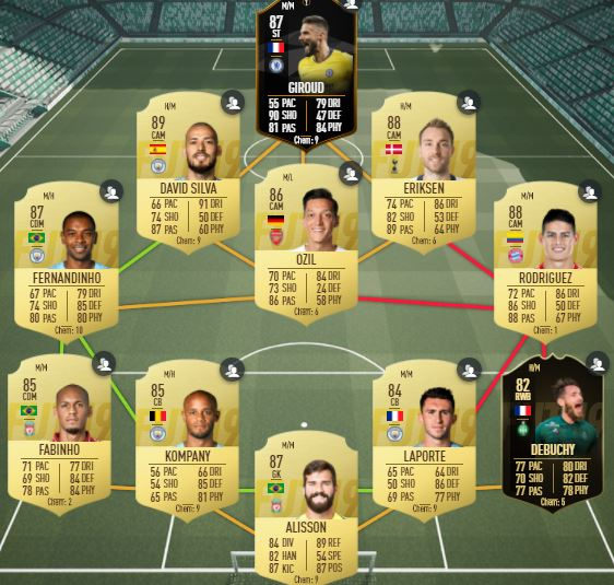 fut19 solution dce sterling ypoty liverpool