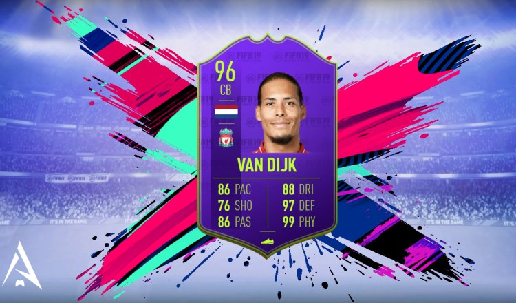 fut19 solution dce van dijk poty mini