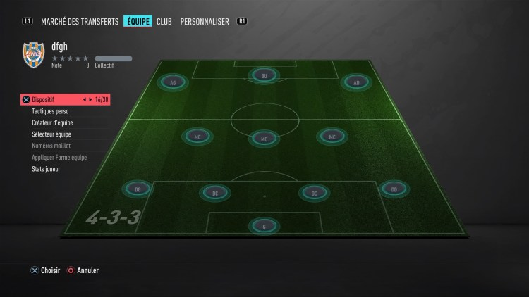 fut 20 guide des formations 4-3-3