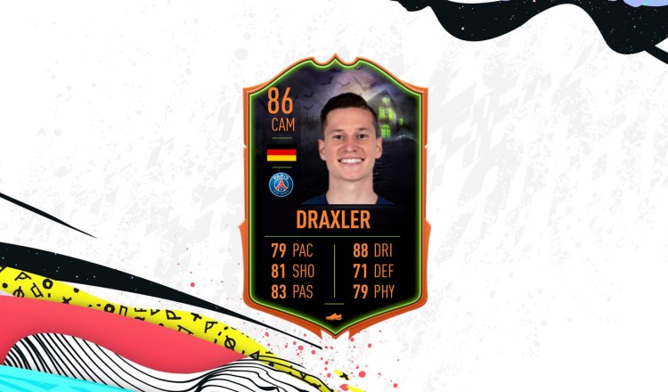 fut 20 draxler ultimate team mini
