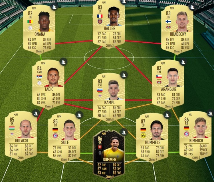 fut 20 solution dce willian ucl live 85