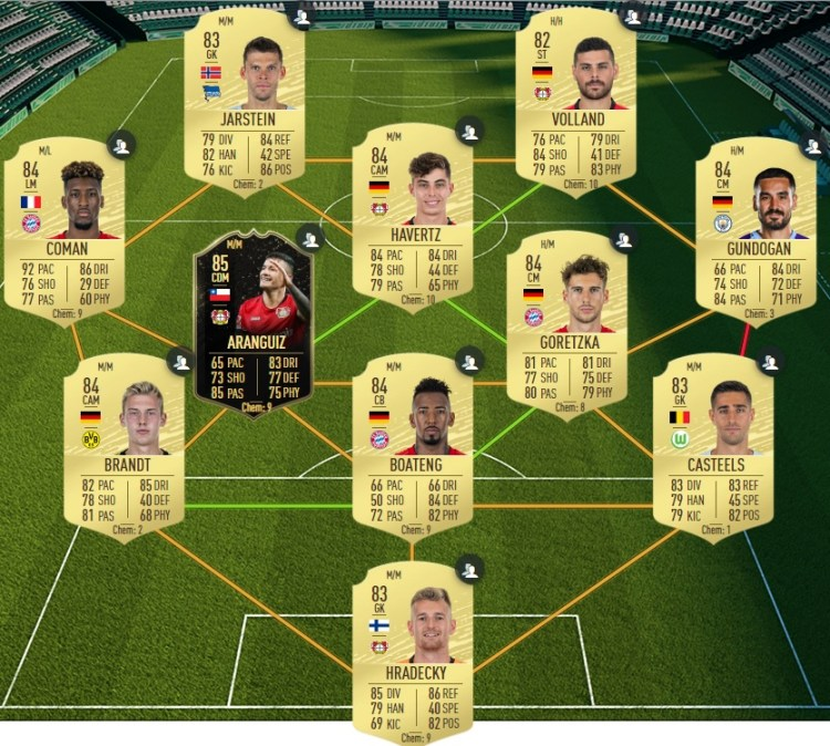 fut 20 solution dce witsel futmas