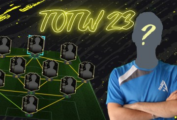 fut 20 prediction totw 23 mini