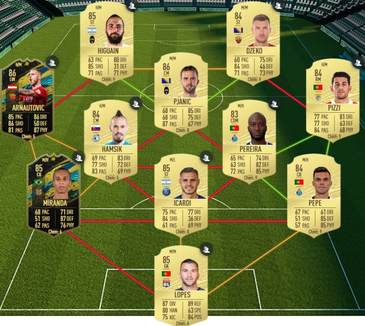 fut 20 solution dce young flashback