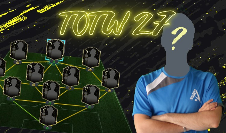 fut 20 prediction totw 27 mini