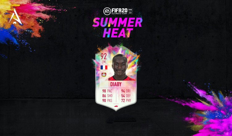 fut 20 solution dce diaby summer heat mini