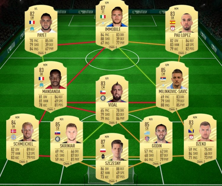 fifa 21 solution dce inaki williams rulebreakers selection nationale