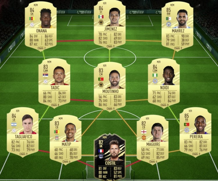 fut 21 solution dce oxlade chamberlain moments liverpool