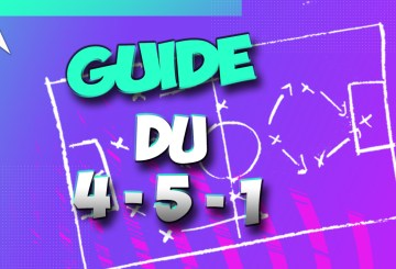 fifa 21 guide de formation 4-5-1 formation guide