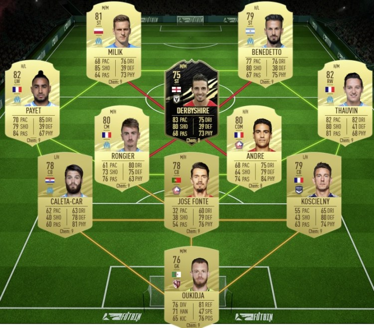 fut 21 solution dce boulaya potm team