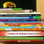 Donate children's books to food pantry