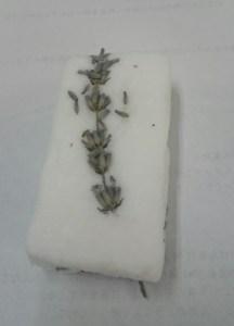 四角いハーブアロマ石鹸