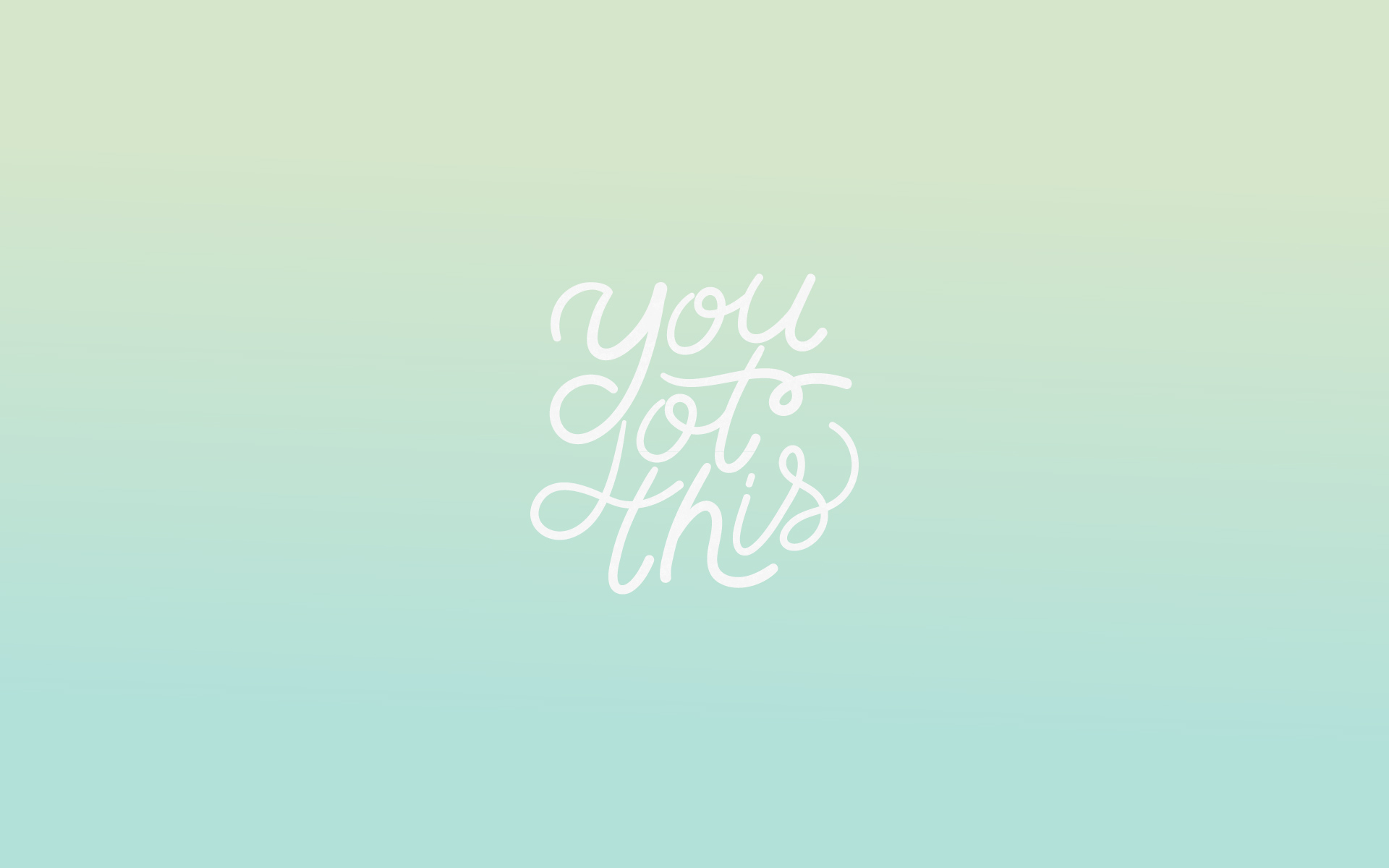 Gold And Teal Wallpaper Quote Fuze Branding You Got This Free Motivational Wallpaper