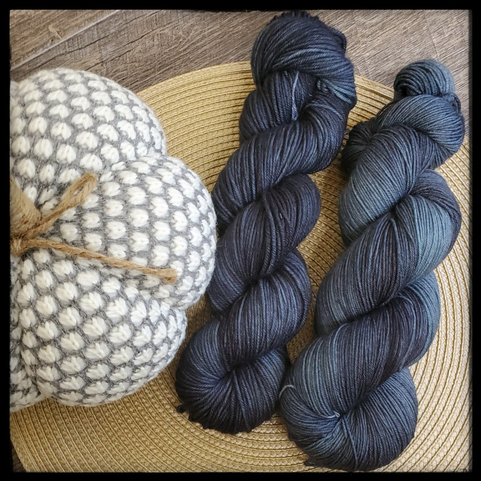 A Perfect Storm skeins
