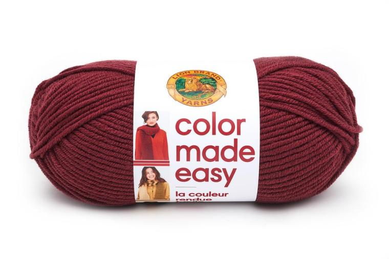 Color Made Easy Bulky weight