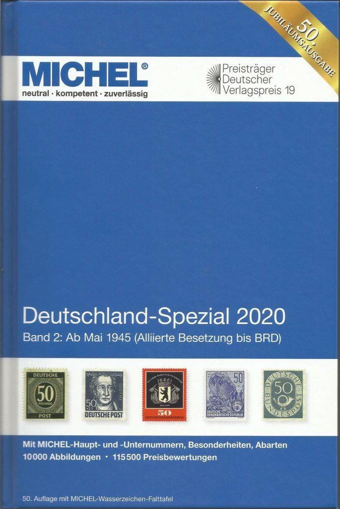 Speciaal catalogus Duitsland deel 2