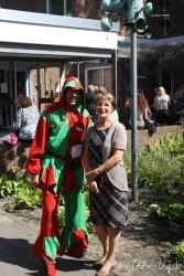 Till mit unserer Schulleiterin Frau Klatt-Hansen