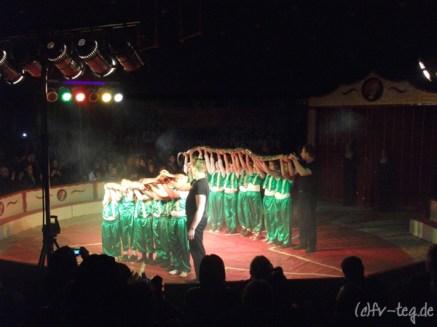 Zirkus-Projekt 2011
