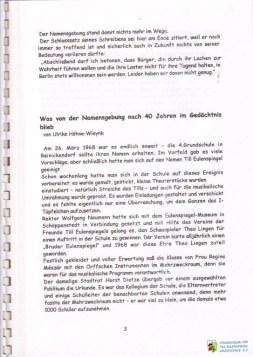 FV TEG Festschrift 40 Jahre TEG 6 WZ