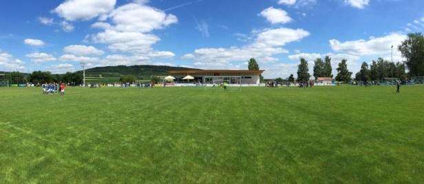 Die beiden Spieltage auf dem Sportplatz des FV Altheim