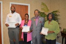 FVSU's 2014 PAWS Winners