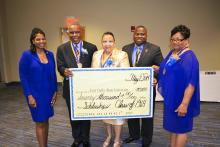 FVSU Alums of the Year: Class of 1964
