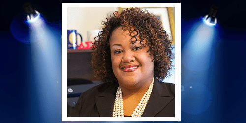 Alumna named first African-American female to head USDA area one office in Georgia