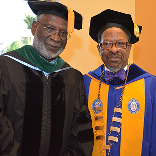 Former U.S. Surgeon General inspires graduates at 2015 Spring Commencement