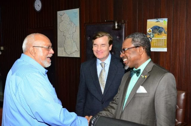 FVSU administrators travel to Caribbean nations as part of diplomatic and recruitment mission