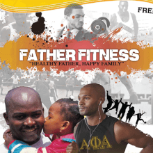 Father Fitness flyer